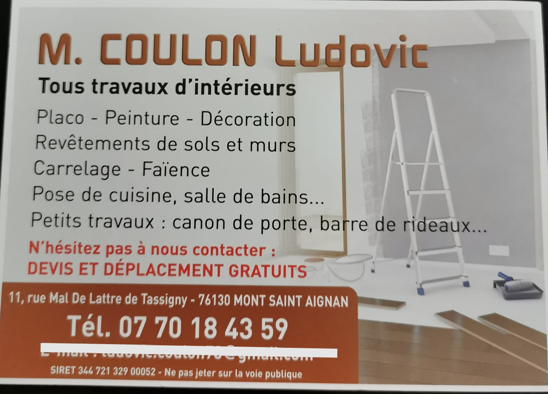 Coulon Ludovic