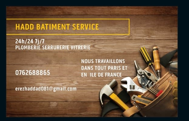 Hadd batiment services