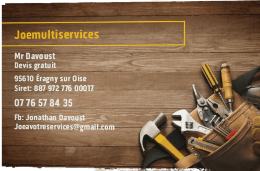 Joe multiservices