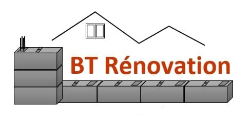 Logo de BT Rénovation, société de travaux en Dallage ou pavage de terrasses
