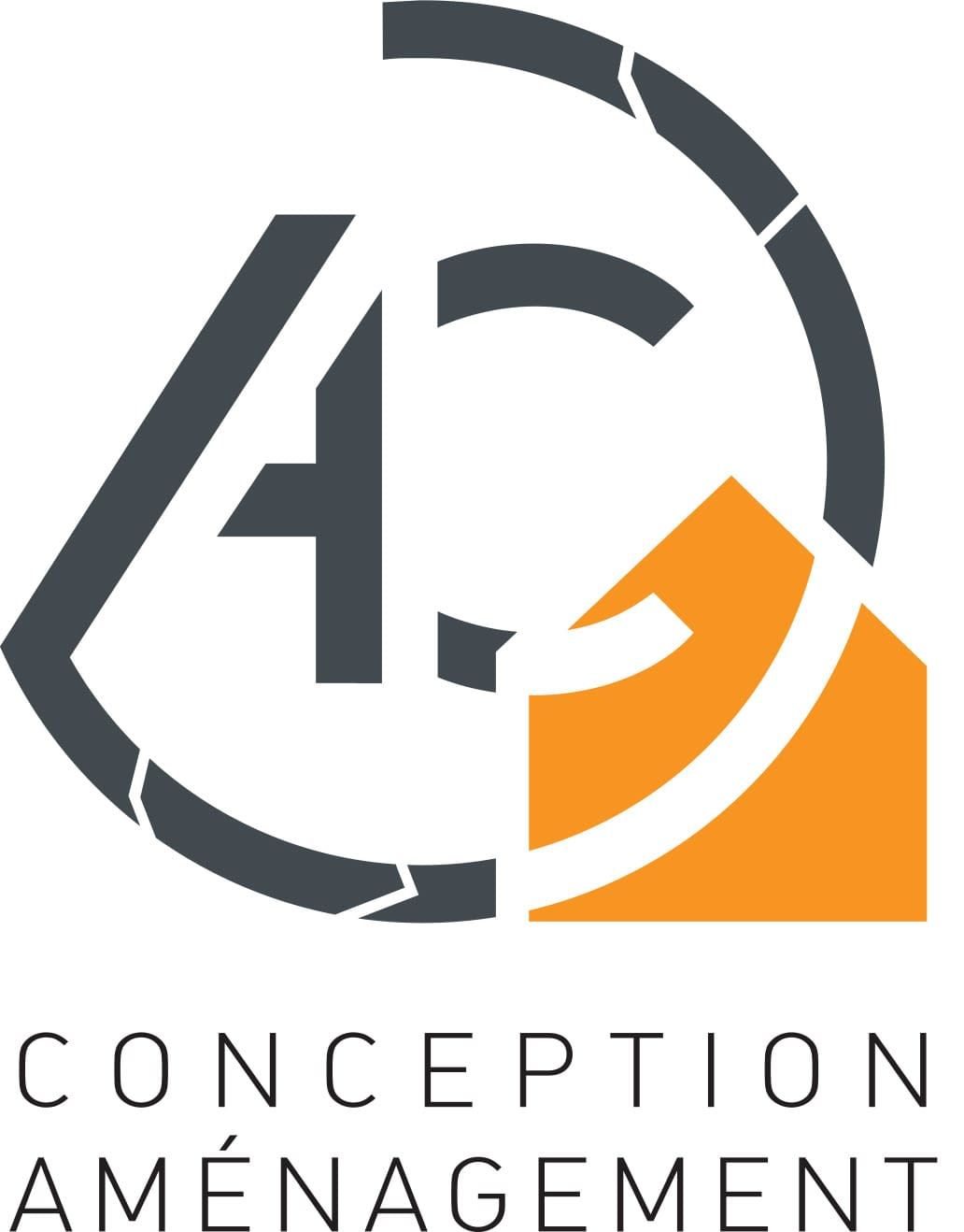 Logo de AC Amenagement Conception, société de travaux en Architecte (construction ou rénovation de maisons individuelles)