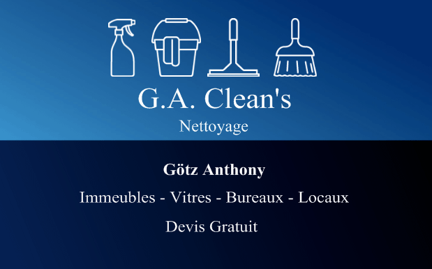 G.A. Clean's Nettoyage