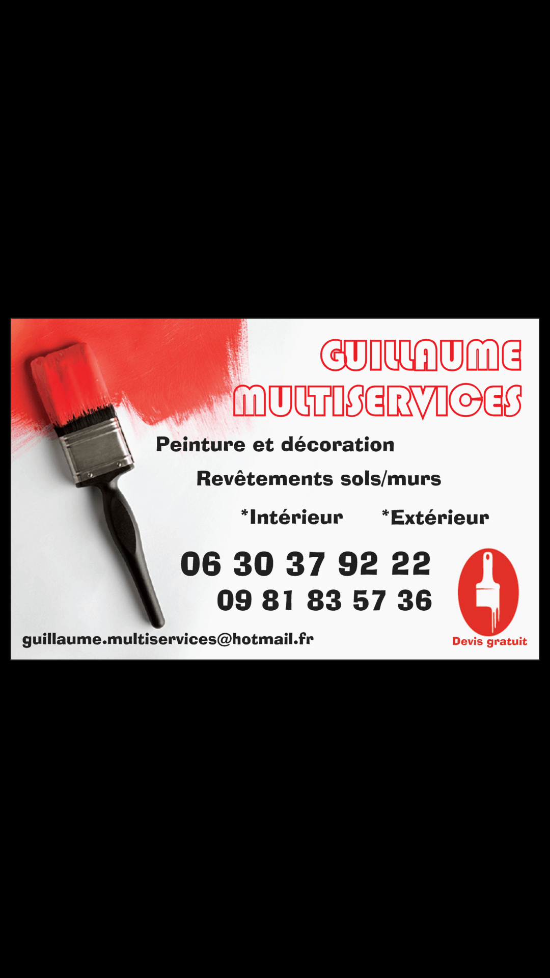 Guillaume multiservices